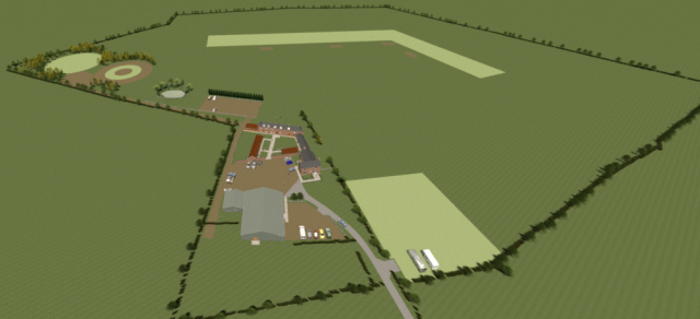 Artist Impression General Site View
