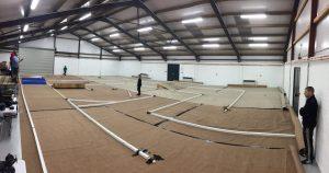 ArenaX Indoor Off Road Championship @ BMFA Buckminster | Sewstern | England | United Kingdom