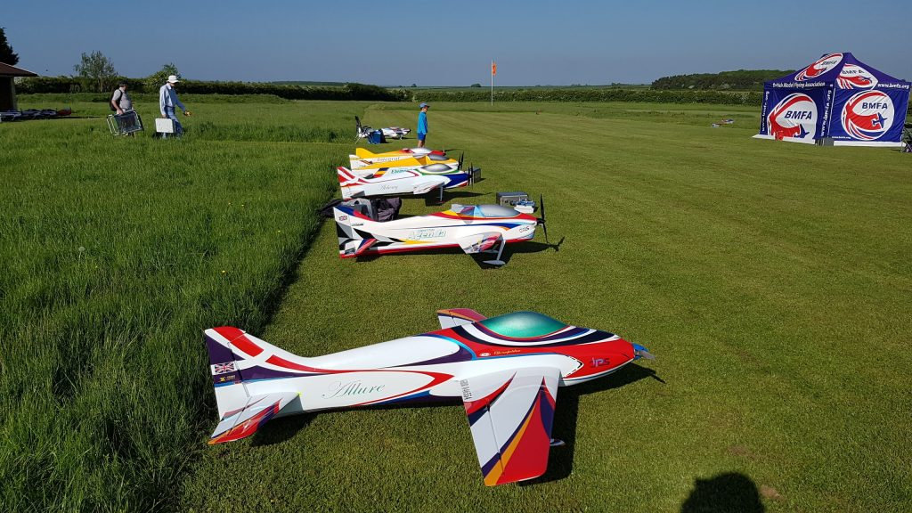 Introduction to Aerobatics Course @ BMFA Buckminster
